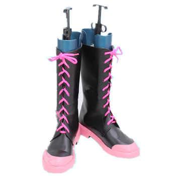 Sword Art Online Alternative GGO Cosplay Shoes Gun Gale Online Llenn Boots - DISCOUNT ITEM  27% OFF All Category