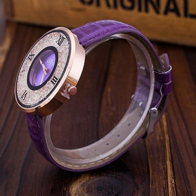 Zegarek damski Romain Crystal różne kolory