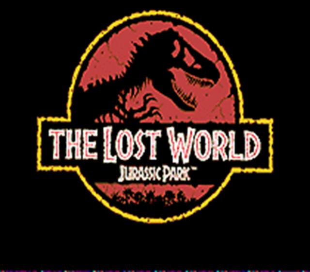 Verloren Wereld Jurassic Park 16 Bit Game Card Voor Sega Mega Drive