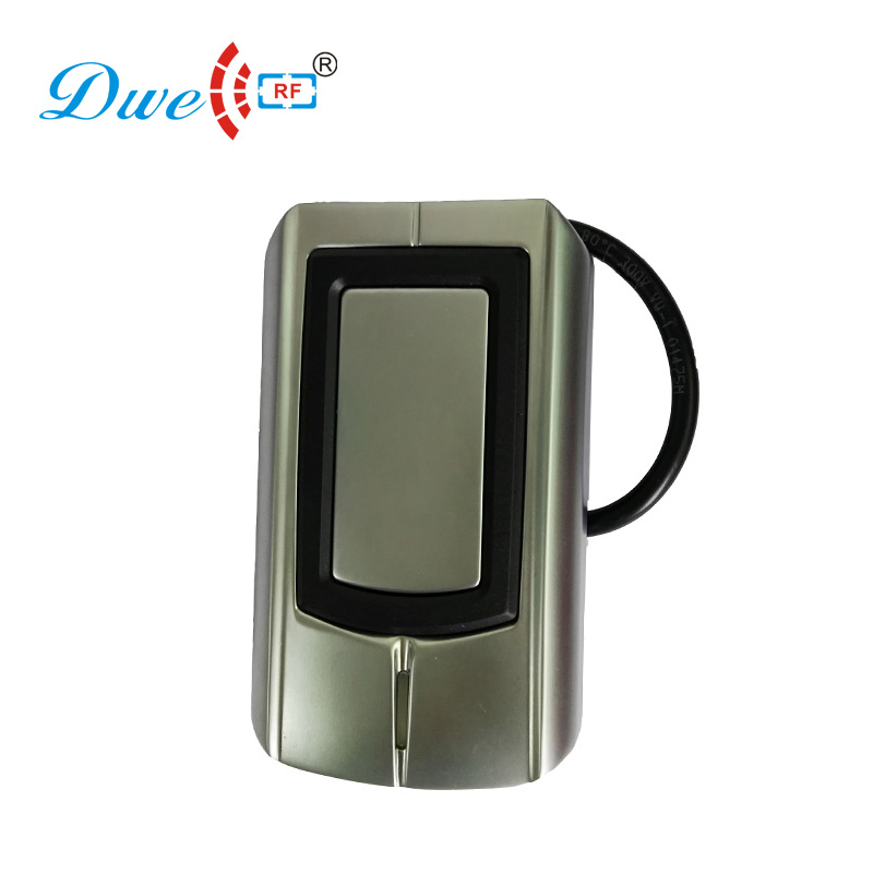 Hot sell 125khz / 13.56mhz access control security door reader sliver waterproof proximity EMID tag reader minglilai blakc sliver 37