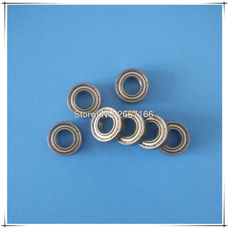 Free Shipping 10 PCS 687ZZ 687z Bearings 7x14x5 mm Miniature Ball Bearings L-1470ZZ  free shipping 10 pcs 684zz 684z 684 bearings 4x9x4 mm miniature ball bearings l 940zz abec5