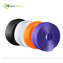 Rockbros Pro Road Bicycle Handlebar Tape Composite PU Bike Handlebar Bent Bar Ta