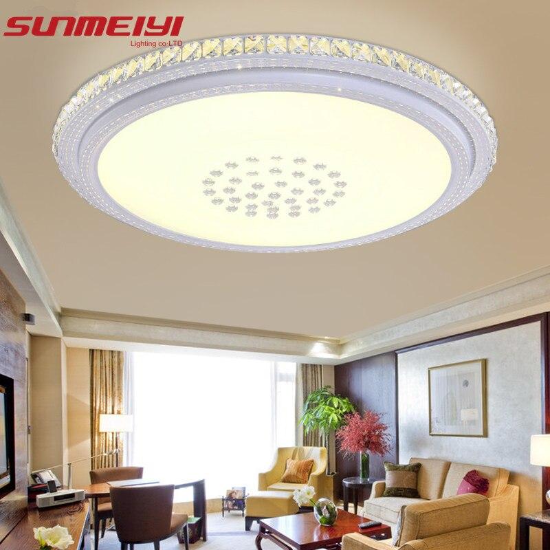 Surface Monté Moderne Led Plafonniers Pour Le Salon Chambre Luminaire Éclairage Intérieur Lustres Lamparas de techo Plafond Lampe
