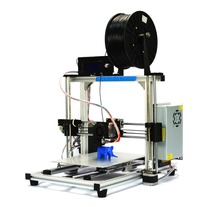 Hictop аврора Impressora Partilhada модель DIY 3D принтер Reprap Prusa I3 3D принтер 270 * 210 * 200 мм размер большой печать
