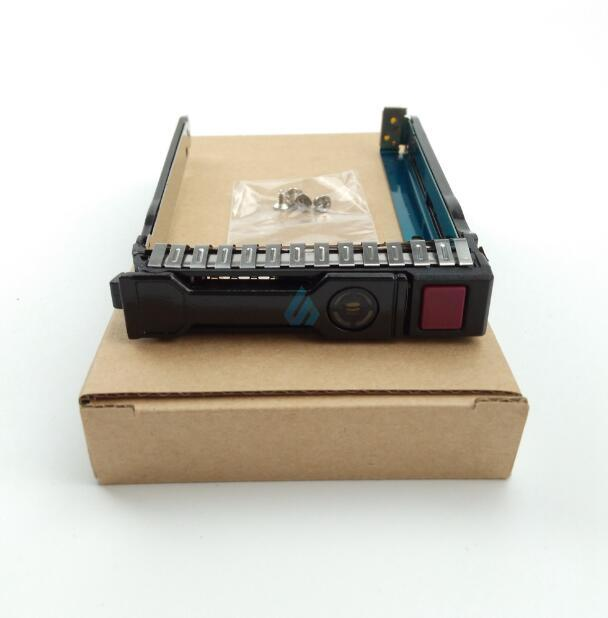 "free ship,New For HP 2.5"" G8 Gen8 SAS SATA Drive Tray DL380p DL360p DL160 DL560 DL385 651687-001"