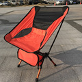 Sandalye Travel Chair Folding Chairs Outdoor Cheap Folding Beach Garden Chair Home & Garden Orange