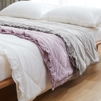 Fresh simple The air conditioning is washed cotton can be washed with water Filled polyester fiber