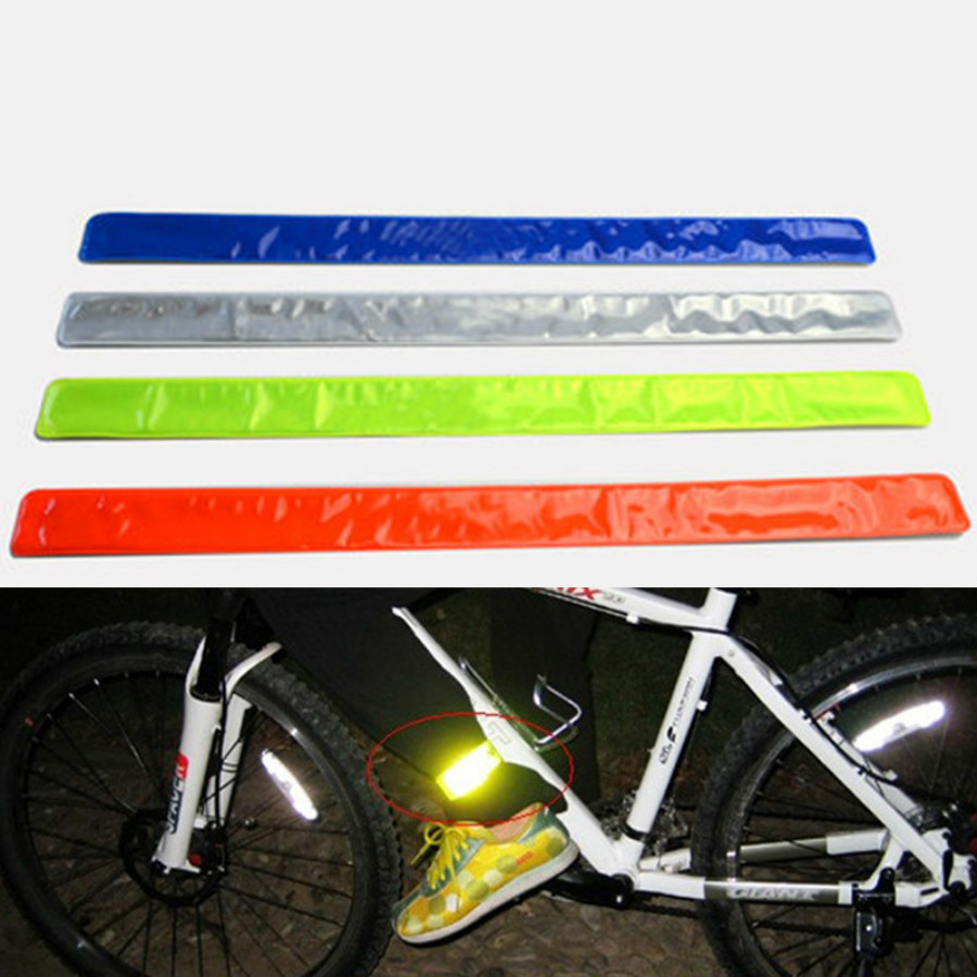 VORCOOL 135x75cm Reflective Car Stickers Scary High Beam