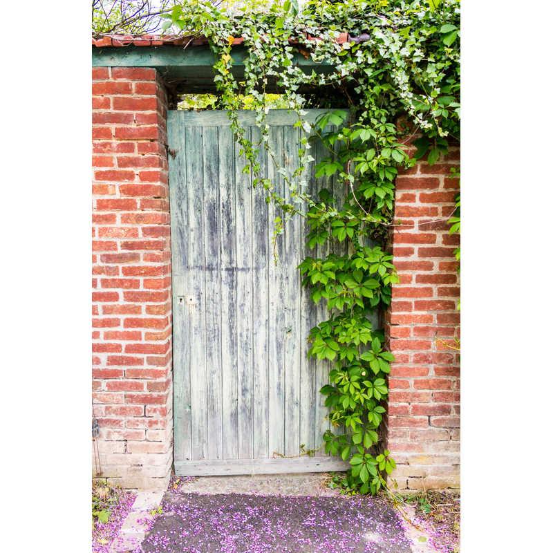 الفينيل التصوير خلفية حسابها المطبوعة مصنع الباب القديم الخلفيات للصور استوديو F-3032