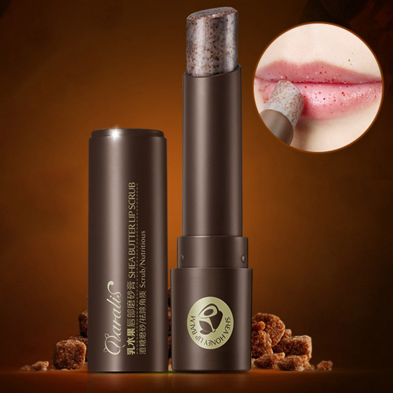 Lips Care Moisturizing Full Cosmetics Remove Dead Skin  Lip Exfoliating Scrub 1 PCS