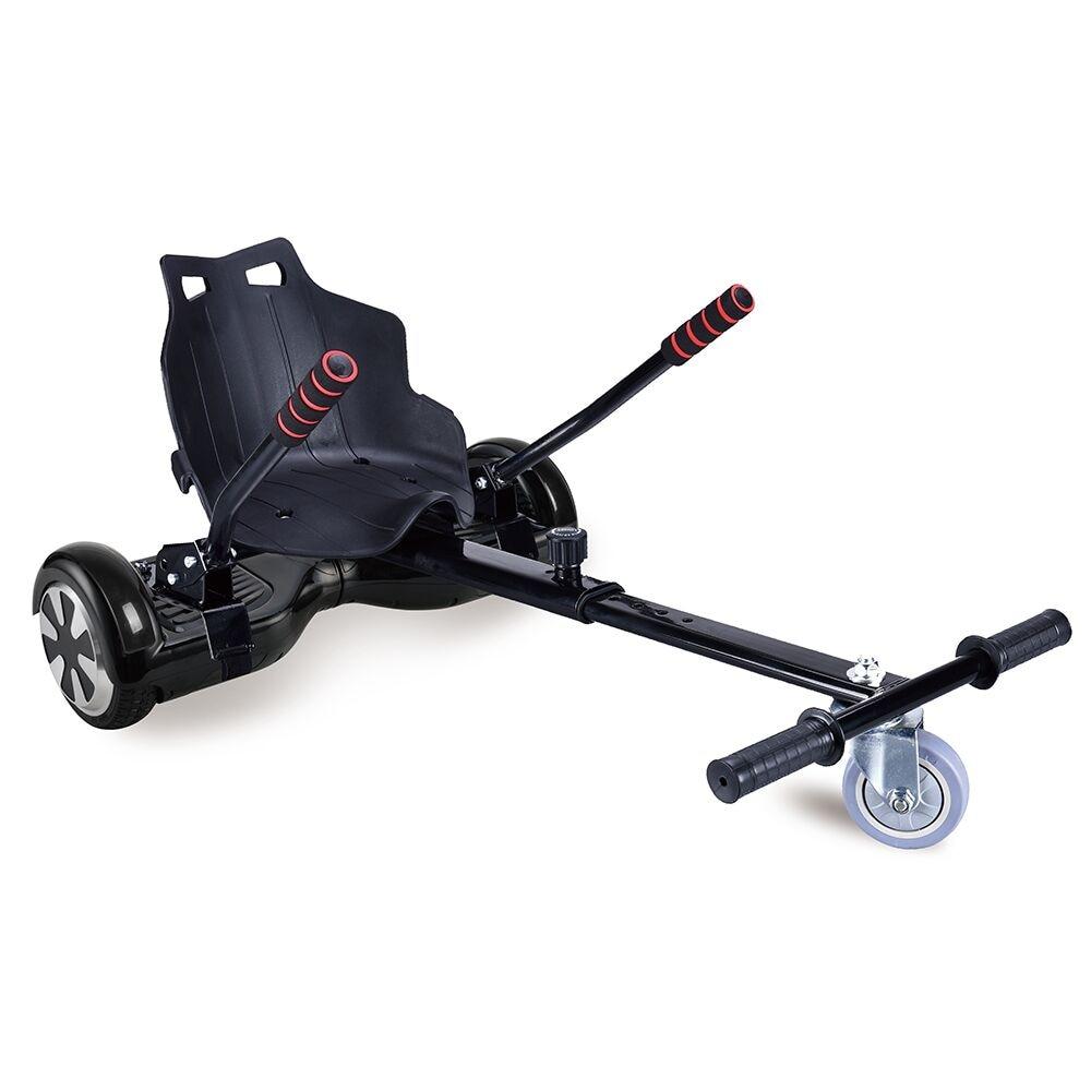 Accessoires de planche à roulettes en aluminium détachable cadre Kart Hoverboard partie Kart dérive voiture pour 6.5 pouces électrique auto Balance Scooter