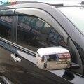 Декоративные зеркала заднего вида для Nissan X-Trail Rogue 2008  2009  2010  2011  2012  АБС-пластик  хромированные  2 шт.