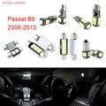 11pcs LED Canbus Interior Lights Kit Package For Volkswagen VW Passat B6 (2006-2010)