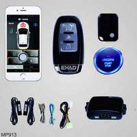 Smartphone Remote Car Alarm Compatible Starline Android Phone Car Engine System Remote Central Lock Keyless Entry PKE Start Stop