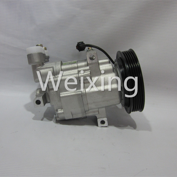 Auto AC Compressor Part Pump DKV08R PV5 for Nissan March Note Micra 946021-7342 92600-AX80A