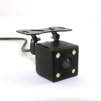 Vancago HD CCD Universal Car Rear View Camera 4 Led 170 Degree Auto Backup Parking Kit