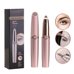 1pc Electric Eyebrow Trimmer M
