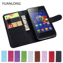 1pcs/lot Hot Selling 9 Color Wiko Sublim Case Wallet Style PU Leather Case for Wiko Sublim with Stand Function and Card Holder