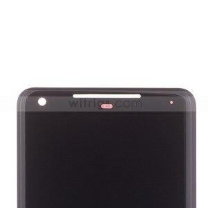 Image 3 - עבור גוגל פיקסל 2 XL 2XL LCD תצוגת מגע P OLED מסך Digitizer עצרת החלפת חלק עבור גוגל פיקסל 2 3 3 4 XL LCD