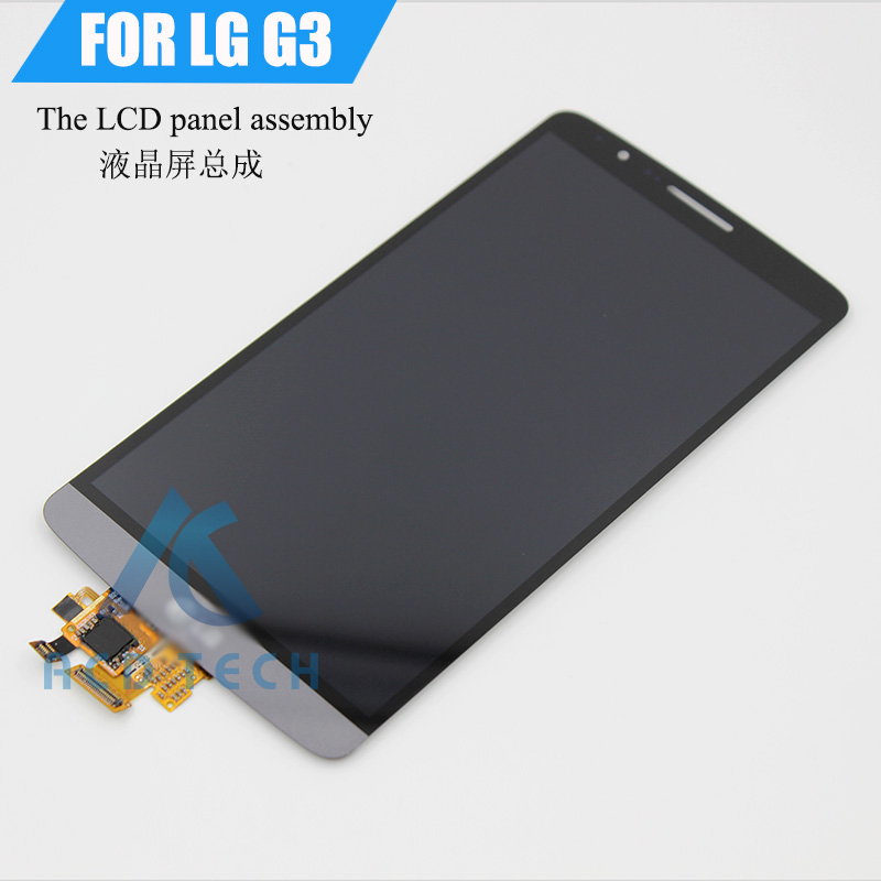 Подробнее о Grey gold white LCD Display Touch Screen Digitizer full Assembly replacement parts free tools For LG G3 D855 D850 black 5 0 inch replacement parts for lg k series k5 x220 x220mb x220ds full lcd display touch screen digitizer assembly