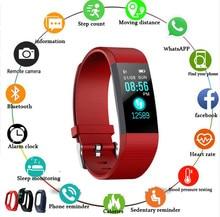Neue sport smart armband wasserdichte blutdruckmessgerät smart armband fitness tracker smart pedometer smart armband PK my band