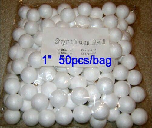 5x Suave Espuma de Poliestireno Espuma Bolas Esferas Navidad Hazlo tú mismo niños sorpresa Crafts 120mm