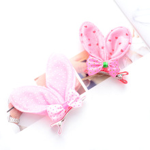 Mix Colors New 2016 Handmade Bow Kids Accessories Children Accessories Baby Girl Hair Clip