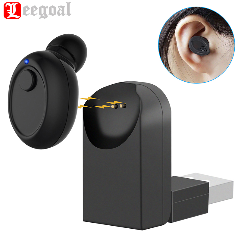 Mini Bluetooth Earbuds Earohone Invisible V4.1 Headsets Magnetic USB Car Charger Wireless earphone Hands-Free Calling with Mic boas wireless bluetooth earphone hands free earbud earpiece car charger usb headsets with mic 2 in 1 headset for iphone xiaomi