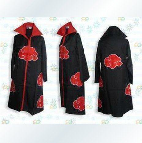 Embroidery Naruto Akatsuki cloak Kakuzu Cosplay Costume Akatsuki Cosplay Cloak Stock from Naruto Shippuden Christmas & Online Shop Embroidery Naruto Akatsuki cloak Kakuzu Cosplay Costume ...
