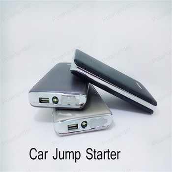 New 6000mAh Peak Car Jump Starter Mini Portable Emergency Car Battery Charger Power bank arrancador bateria