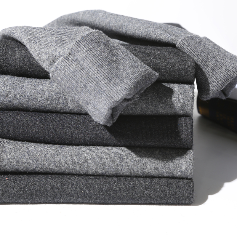 Long Merino Wool Leggings Winter Mens Warm Pants Autumn Warm Thermal Underwear Skinny Fleece Tights For Men Long Johns Pants