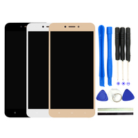 2017 New For Xiaomi Redmi 4X LCD Display Digitizer Touch Screen Replacement 5 0inch Redmi 4X