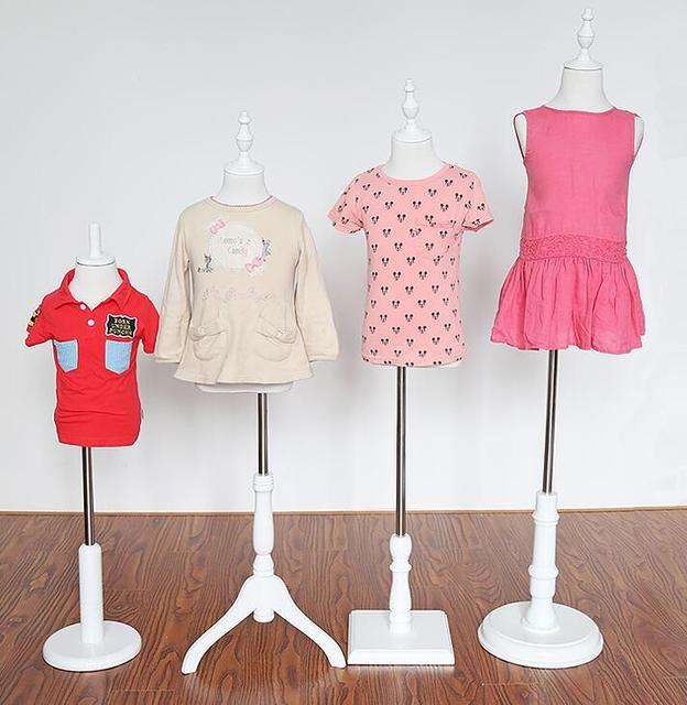 6 years old child half-style models props toroso, children's clothing White color,cotton or linen on body 1PC, MW00022-6Y