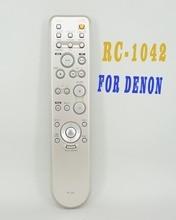 Original Remote RC 1042 REMOTE CONTROL For DENON font b Home b font Theater DVD Remote