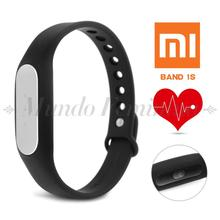เดิมอัตราการเต้นหัวใจXiaomi Miวง1วินาทีสมาร์ทสายรัดข้อมือสร้อยข้อมือนาฬิกาวัด