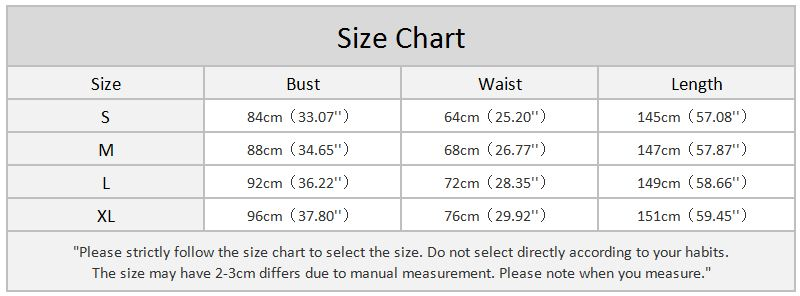 c8b56640d7 Do not select directly according to your habits. 2.The size may have 2-3 cm  differs due to manual measurement. Please note when you measure.