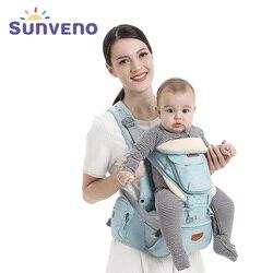 Sunveno marca ergonômico portador de bebê sling mochila 360 hipseat envoltório do bebê sling para recém-nascidos canguru bebê titular cinto para crianças
