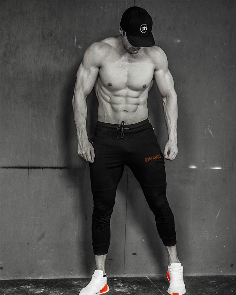 HTB1CO9hahv1gK0jSZFFq6z0sXXaj Fashion Mens Joggers Pants Skinny Casual Trousers Pants Top Quality Men Sweatpants