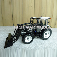 Diecasting 1:32 Alloy Toy Car Tractor forklift Agricultural Car Children's Toy Car Model Originally Authentic Children's Toys