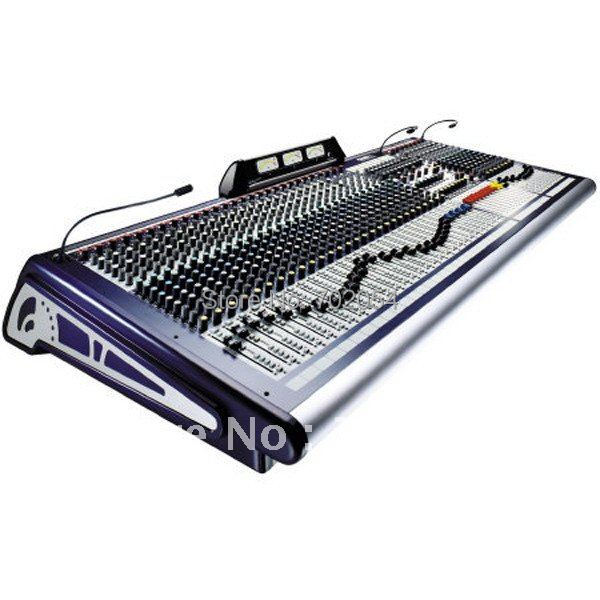 Sound craft professional console mixer gb8 40 channel mixing console with digital spx dps - Professional mixing console ...