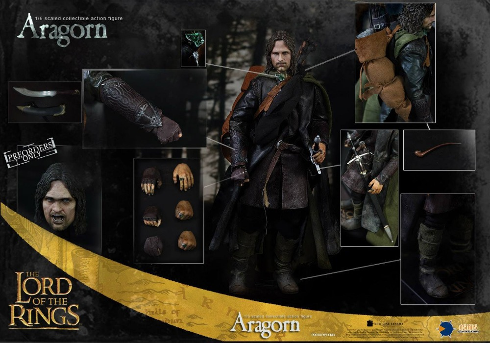 Asmus Toys 1/6 Aragon The Hobbit The Lord of the Rings 12