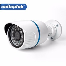 Unitoptek 1080P Onvif IP Camera Network Outdoor P2P Cloud Easy Visit 2.0MP 1920*1080 Internet Camera Support PC & Mobile View