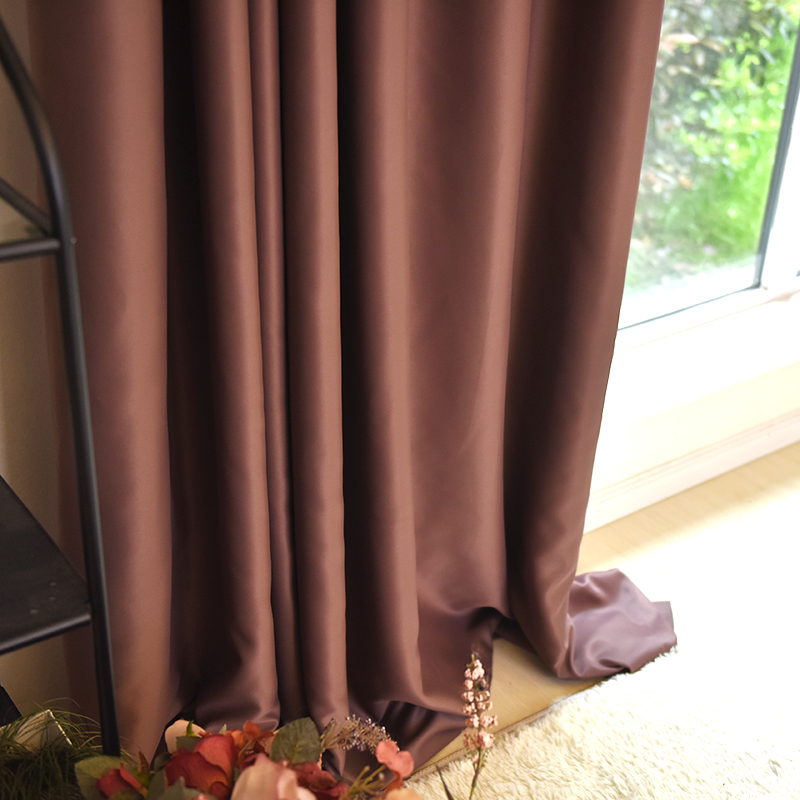 Modern Blackout Window Curtains Drapes For Bedroom