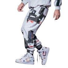 Bormandick Mens causal Pants Solid Baggy Loose Elastic Sweatpants Casual Trousers Hip Hop Track KXP18 CK12-60