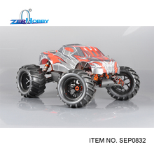 rc car toys hsp 1/8 monster truck 4wd off road electric powered rc car brushless 2000kv motor similar himoto (item no. SEP0832)