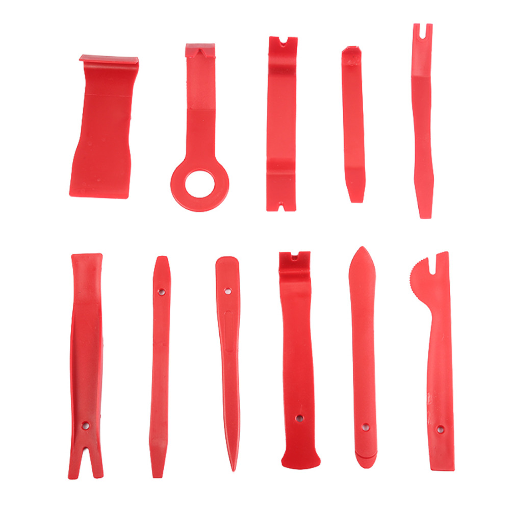 Image 4 - BU Bauty 11pcs Professional Car Vehicle Door Dash Trim Tool Panel Molding Clip Retainer Removal Pry Tool Set Car Auto Tool Kit-in Cockpit Care from Automobiles & Motorcycles