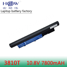 7800MAH notebook BATTERY AS09D31 AS09D34 Laptop Battery For ACER Aspire 3410 3750 3810T 3811T 4410 4810T 5410 5538 5810T