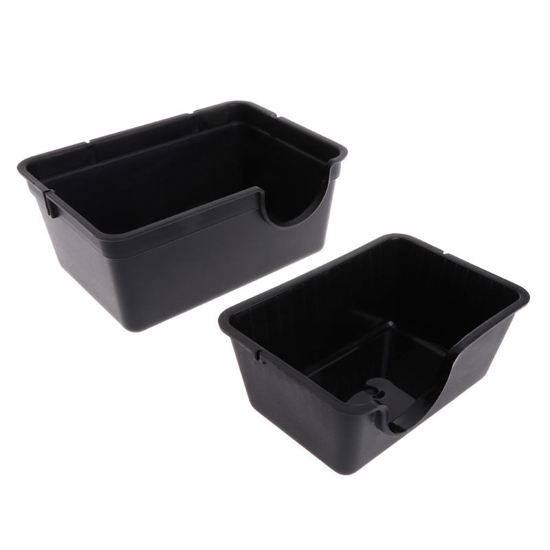 Reptile Hiding Case Box Hole Water Feeder Spider Turtle Snake Supplies Centipede S/L