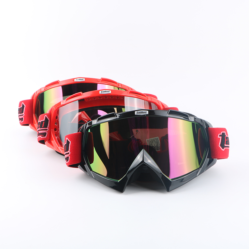 BRAND Motocross Goggles Professional Adult Dirt Bike ATV Motorcycle Goggles Ski Glasses Motor Gafas UV Protection fox motocross image