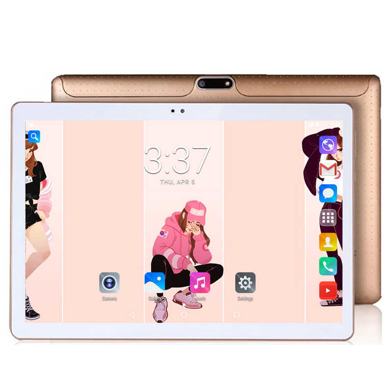 """Mother Day's Gift Android 7.0 Tablets PC Tab 10.1"""" IPS 1280x800 Octa Core Dual SIM Card WIFI GPS 10.1 Inch tablet  32GB ROM"""